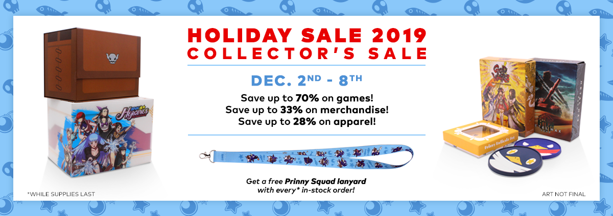 https://store.nisamerica.com/holiday-sale-2019-collectors-sale