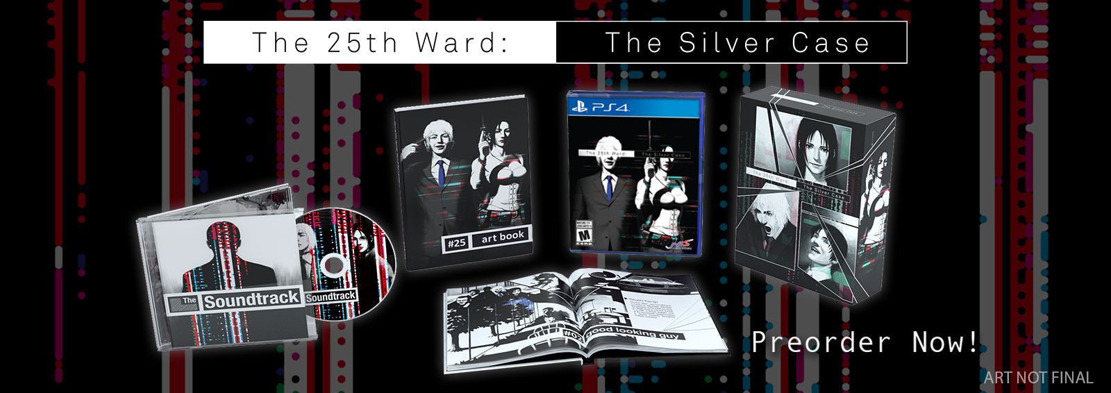 The 25th Ward: The Silver Case Bundle