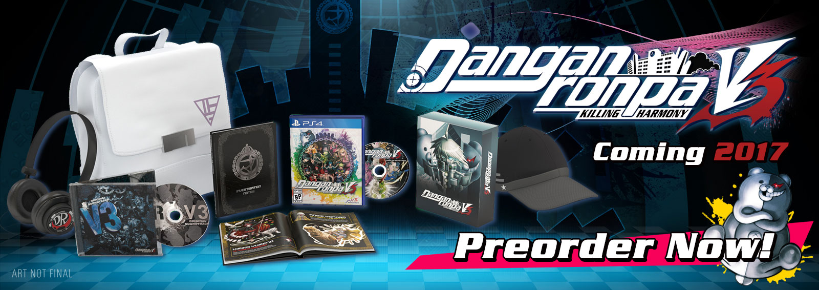 Danganronpa V3: Killing Harmony Limited Edition