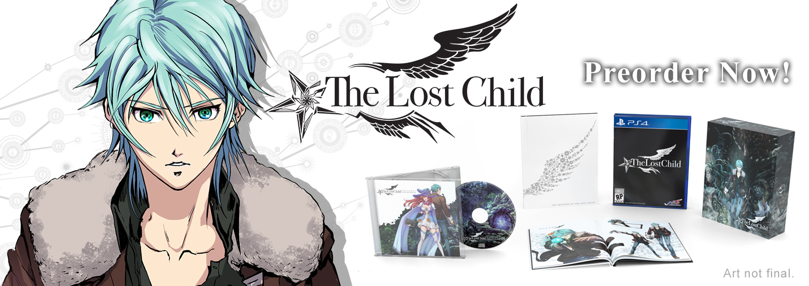 The Lost Child Limited Edition
