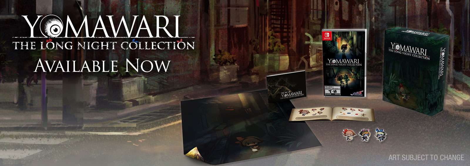 Yomawari: The Long Night Collection Limited Edition (Nintendo Switch™)