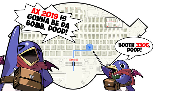 AX Booth 3306