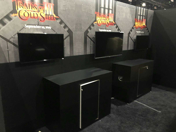 AX 2019 Demo Stations
