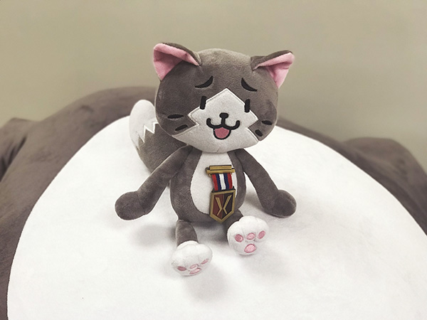 The Legend of Heroes: Trails of Cold Steel III - Mishy Plush
