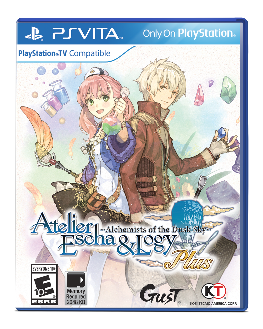 The Witch and the Hundred Knight for PS4™
