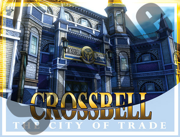 Crossbell Postcard
